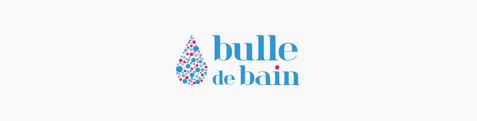 Conception du logo Bulle de bain, cosmétique - Bourg-en-Bresse, Ain