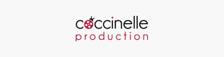 Création du logo Coccinelle Production (+ tête de lettre, enveloppe, carte de visite, carton d'invitation), événementiel - Labarthe-sur-Lèze, Haute-Garonne