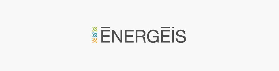 Création du logo & identité graphique Energeis, énergie renouvelable - Montauban, Tarn-et-Garonne
