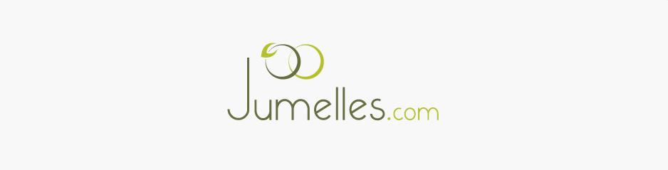 Refonte du logo Jumelles.com, sciences et éducation - Paris, Ile de France