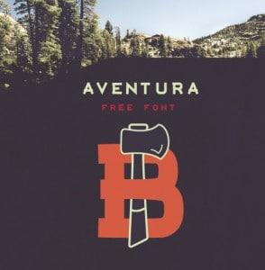 aventura-typographie