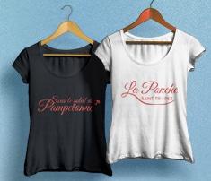 design textile, vêtement, t-shirt, sac de plage