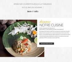 photo, design, site web food truck