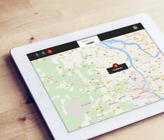 design d'application tablette