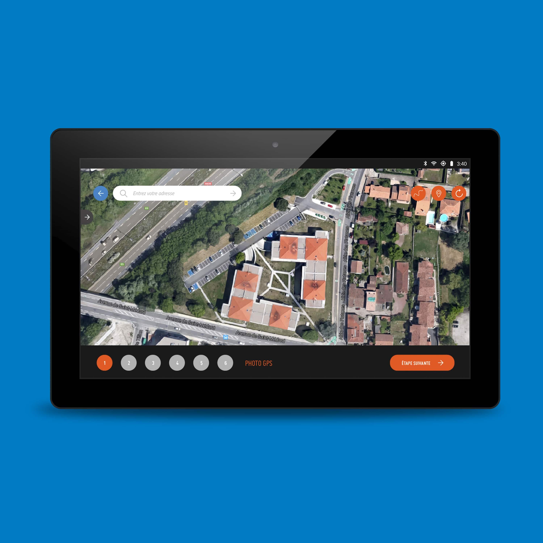 conseil UX design d'application métier industrie / logiciel BTP et immobilier