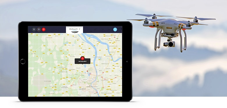 Design d'application  smartphones + tablettes Android & iPhone / iPad (retina ready) pour la startup X-One Technology Paris spécialisée dans les logiciels aéronautiques.
