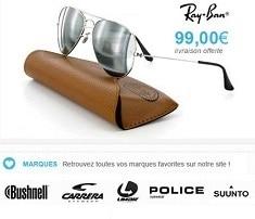 E-commerce opticien, vente en ligne de lunettes