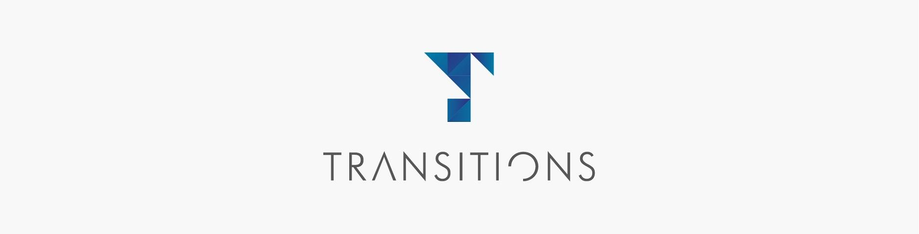 Création du logo Transitions, société de conseil en ressources humaines à Toulouse