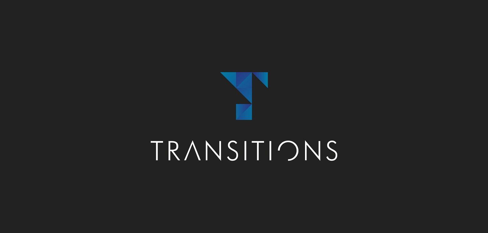Création du nouveau logotype Transitions, cabinet RH à Toulouse
