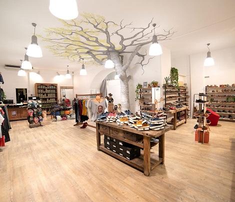 Développement site ecommerce boutique de chaussures issues du commerce équitable