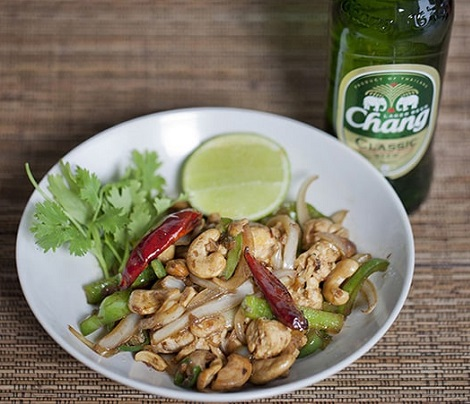 Creation site food-truck Miam Thai