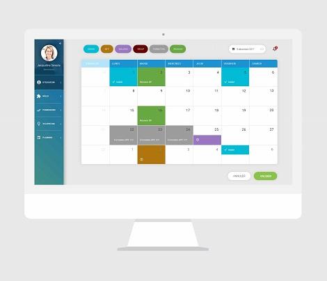 Design & ergonomie application RH