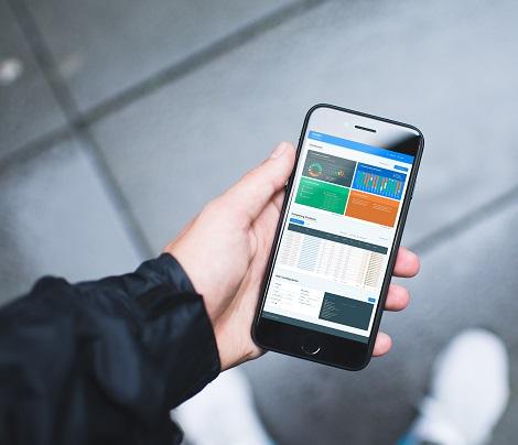 Design & ergomie du logiciel de smart data commerce et e-commerce Paarly