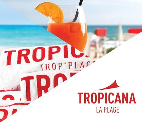 Print design Tropicana