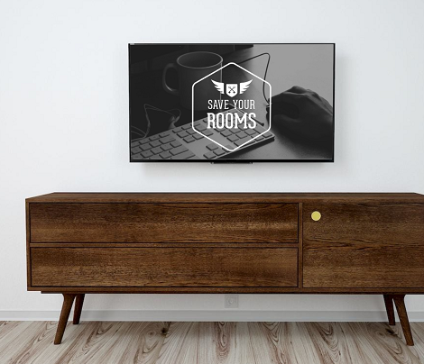 Design logo Save Your Rooms