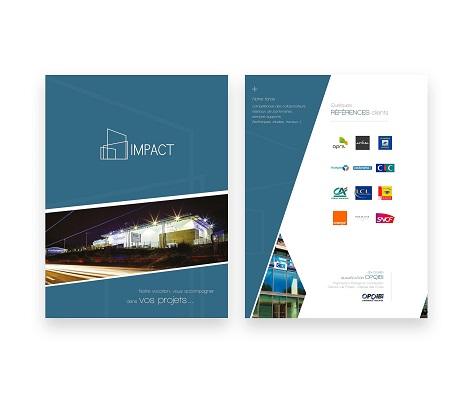 Plaquette Impact, ingénierie de la construction