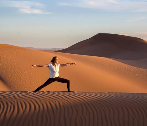 Intégration responsive WordPress Yogaventure