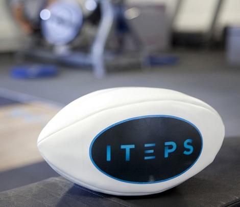 Reportage photo salle de sport ITEPS