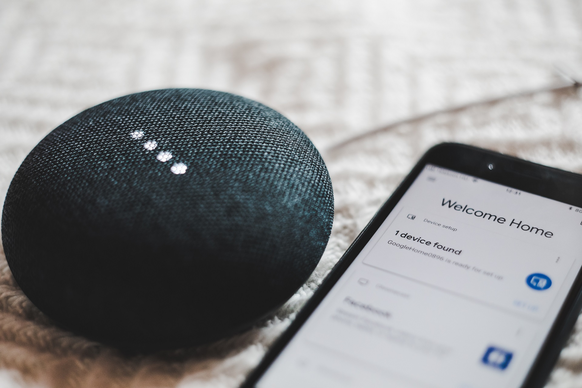 Recherche vocale Google