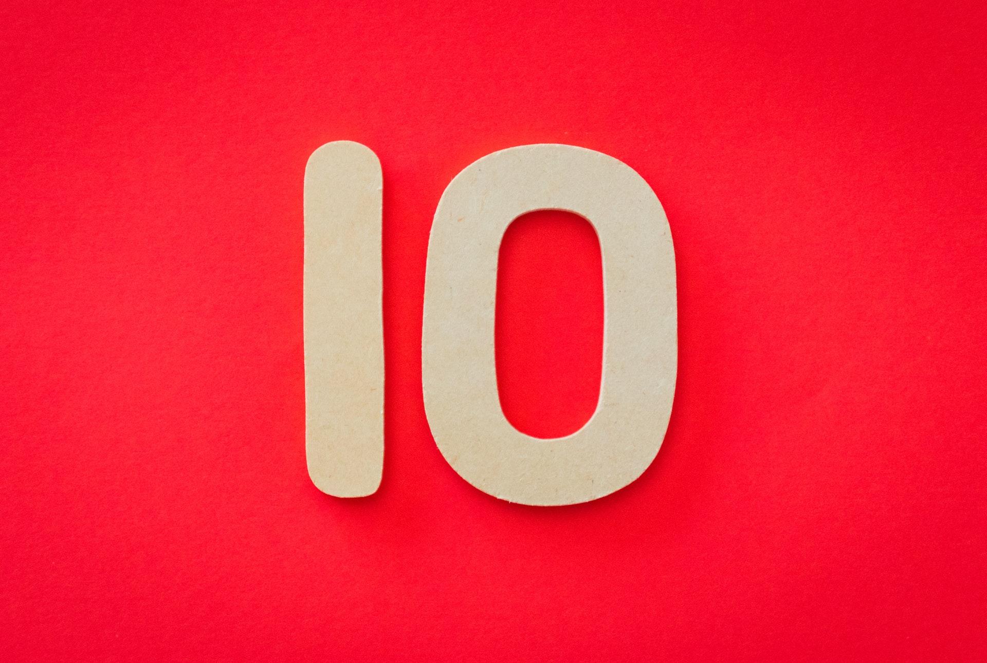 10 ans agence web