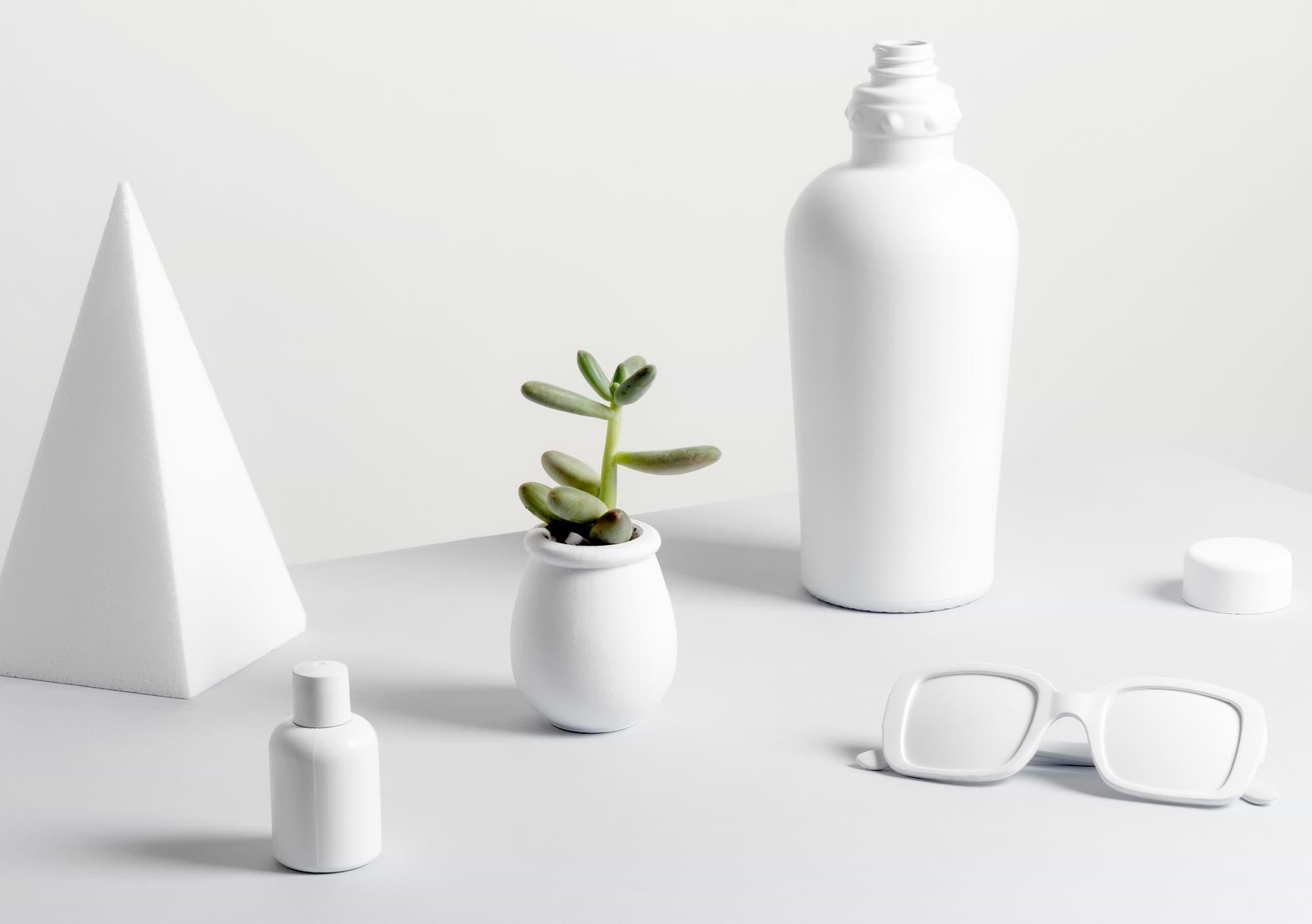 Design graphique packaging et objets