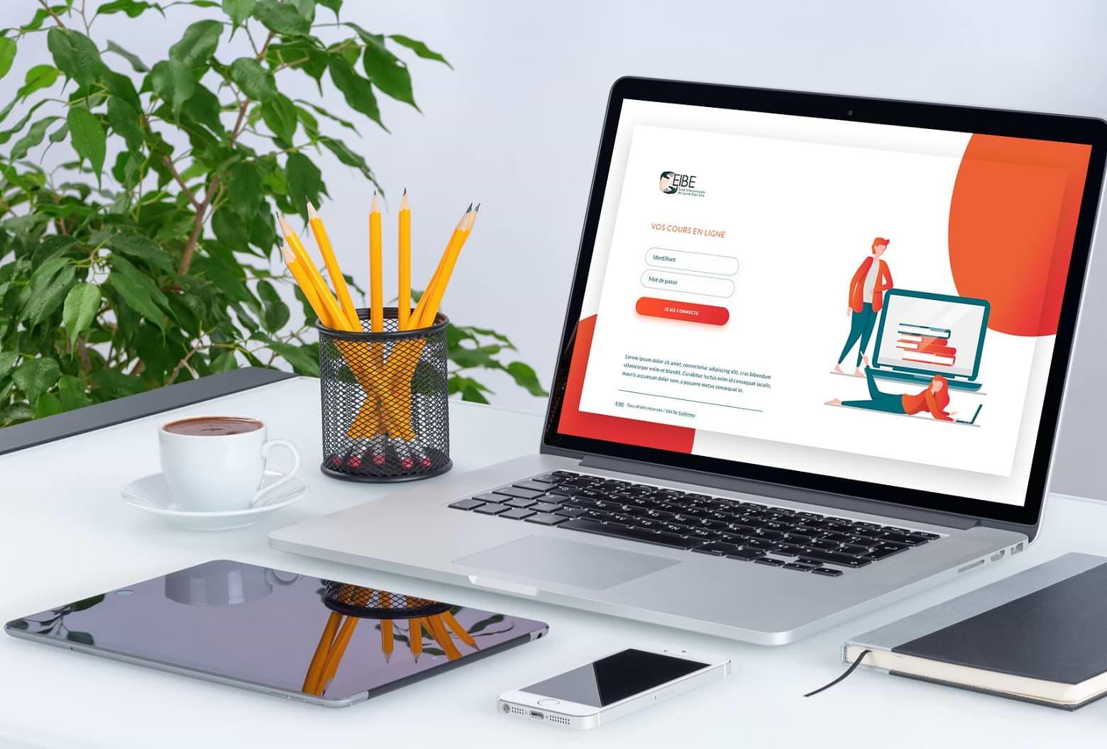 Design & développement d'un site eLearning : application + plateforme LMS (Learning Management System) - Santé, médical, bien-être.