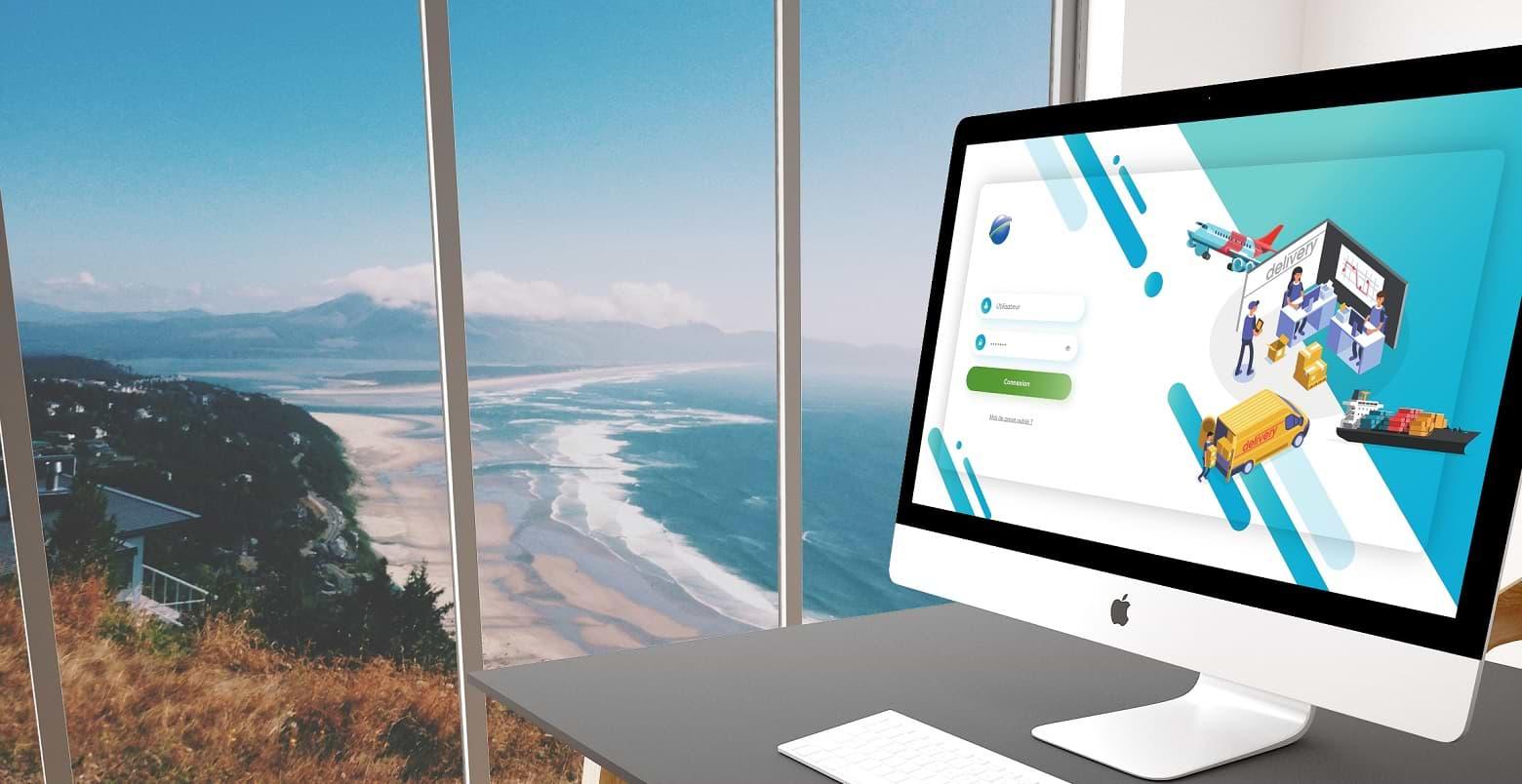 UI / UX Design CRM pour une entreprise de transport à Mazamet - Tarn