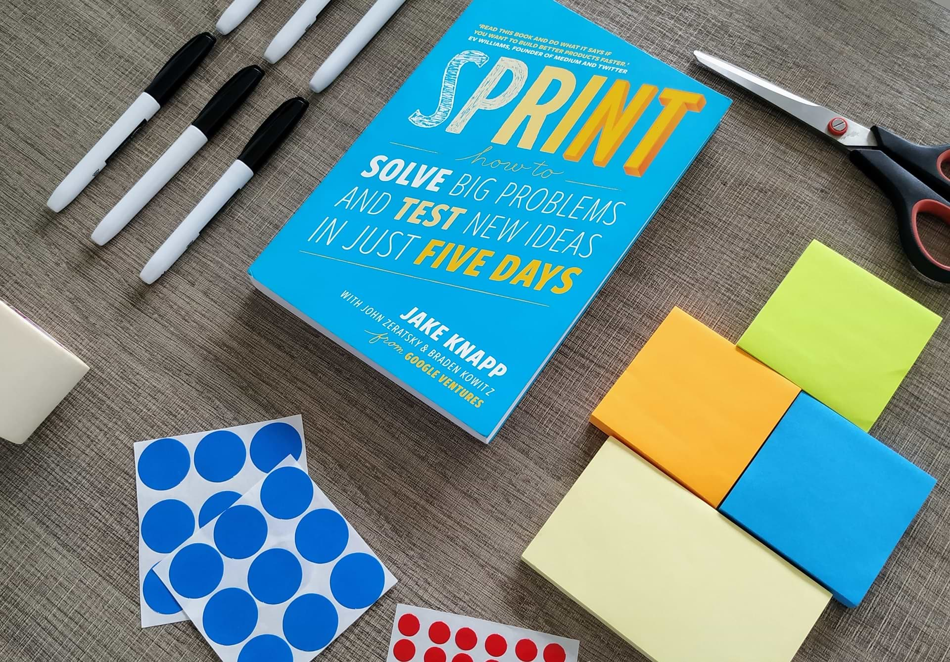 Atelier Design Sprint Toulouse