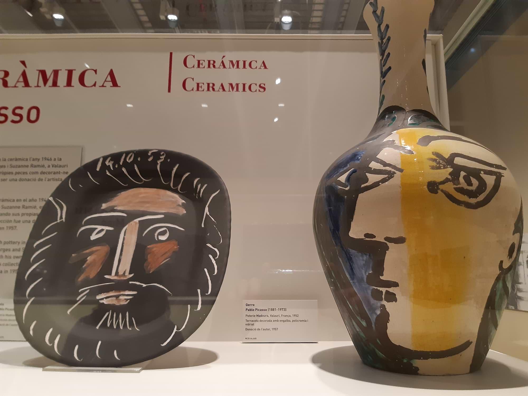 Céramique Pablo Picasso