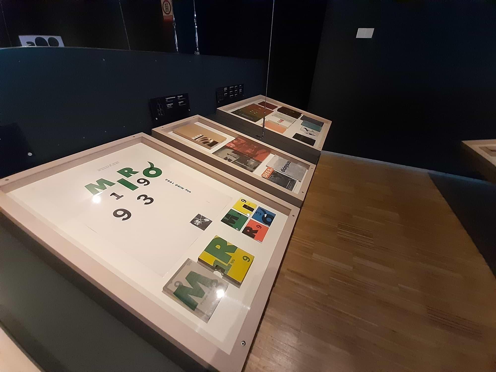 Exposition Joan Miro 1993