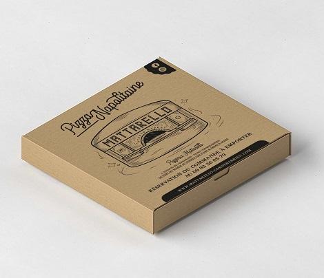 Mattarello packaging